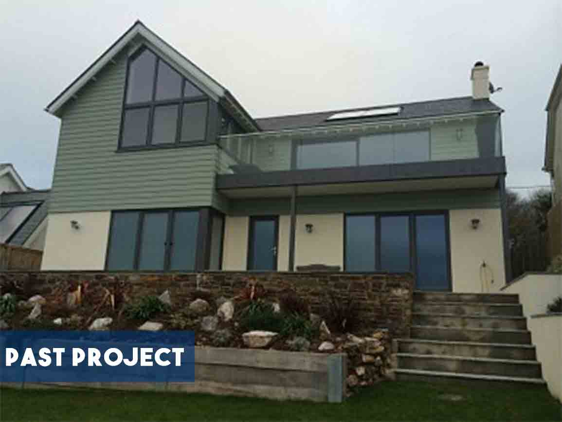 Salcombe New Build